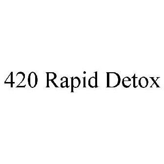 420 RAPID DETOX Trademark of Parillo, Mark, F - Registration