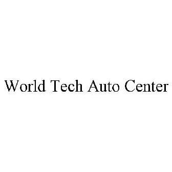 World Tech Auto >> World Tech Auto Center Trademark Serial Number 87355980