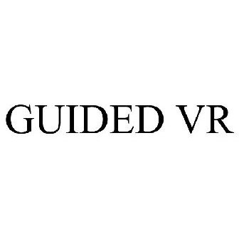 GUIDED VR Trademark - Serial Number 87359848 :: Justia