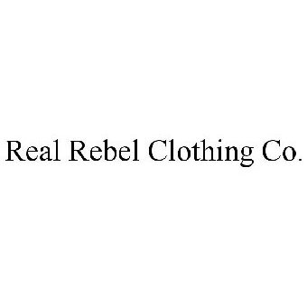 0492fe9777d REAL REBEL CLOTHING CO. Trademark Application of Valles