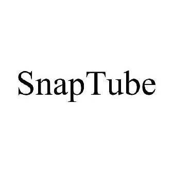 SNAPTUBE Trademark of Shenzhen DYWX Tech Co , Ltd  - Registration