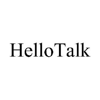 HELLOTALK Trademark Application of Shenzhen Tianchuangjin Technology