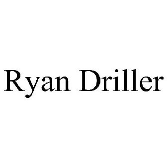 Ryan Driller Trademark Application Of Adam Cuculich Serial Number 87714267 Justia Trademarks