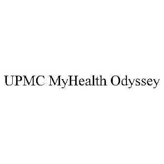 UPMC MYHEALTH ODYSSEY Trademark - Serial Number 87791397 :: Justia