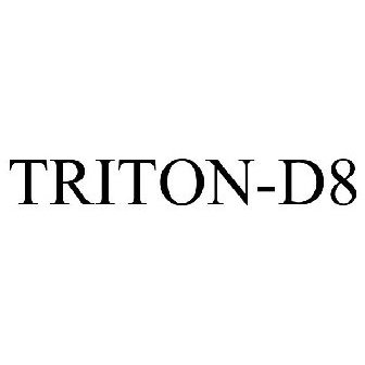 TRITON-D8 Trademark of Snap-on Incorporated - Registration Number