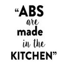 """ABS ARE MADE IN THE KITCHEN"""" Trademark"""