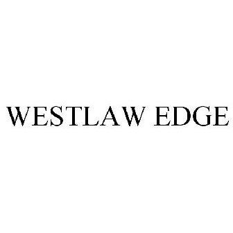 WESTLAW EDGE Trademark Application of West Publishing Corporation