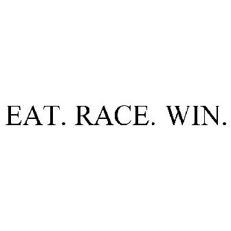 EAT. RACE. WIN. Trademark Application of Amazon Technologies 04e519bb4