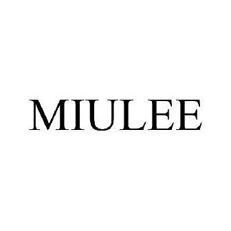 MIULEE Trademark of WANG TIANYU - Registration Number 5721290 ...